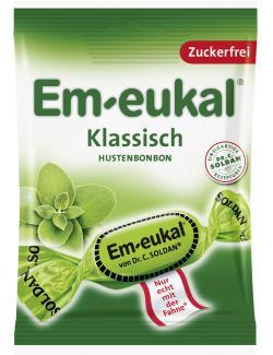 Em-eukal Hustenbonbons klassisch zuckerfrei