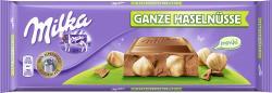 Milka Ganze Haselnüsse (300 g) - 4025700001108