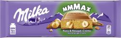 Milka Tafel Nuss & Nougat-Crème