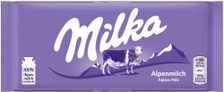 Milka Tafel Alpenmilch