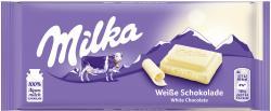 Milka Tafel Weiße Schokolade (100 g) - 4025700001962