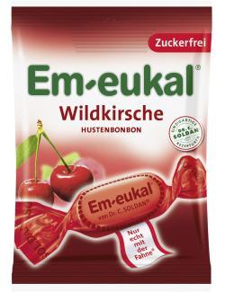 Em-eukal Hustenbonbons Wildkirsche zuckerfrei