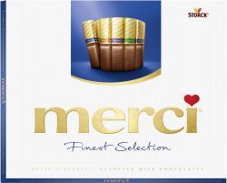 Merci Finest Selection Helle Vielfalt