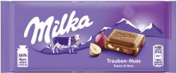 Milka Tafel Trauben-Nuss