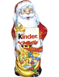 Kinder Schokolade Weihnachtsmann