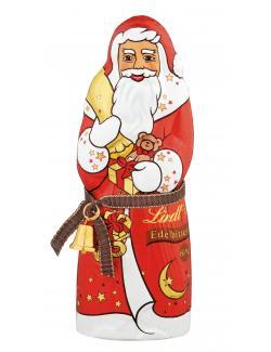 Lindt Weihnachtsmann Edelbitter-Schokolade