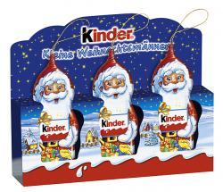 Kinder Kleine Weihnachtsmänner