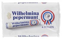 Wilhelmina pepermunt 4er Multipack (196 g) - 8710559503076