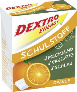 Dextro Energy Schulstoff Orange