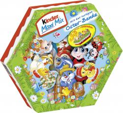 Kinder Maxi Mix Oster-Bande