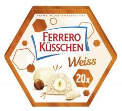 Ferrero Küsschen Weiße Schokolade