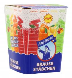 Frigeo Ahoj-Brause Brausestäbchen (125 g) - 4033500101690