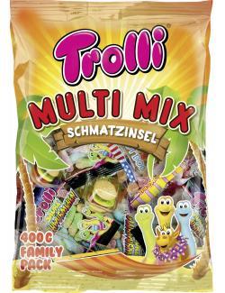 Trolli Multi-Mix Schmatzinsel