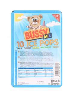 Bussy Mix Ice Pops (10 x 40 ml) - 4101810000184