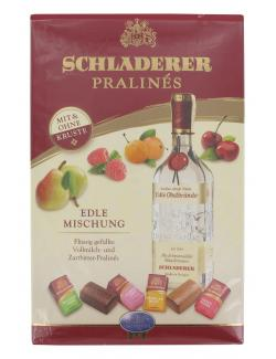 Schladerer Pralinés Edle Mischung Weihnachten (255 g) - 4000956133247