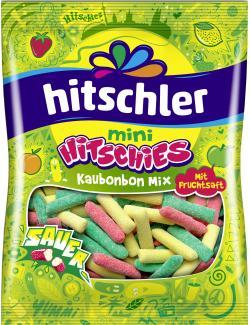 Hitschler Hitschies Mini sauer mit Fruchtsaft