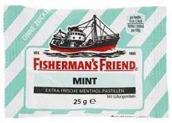 Fisherman's Friend Mint ohne Zucker (25 g) - 50836383