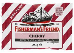Fisherman's Friend Wild Cherry ohne Zucker (25 g) - 50357437