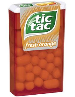 Tic Tac fresh orange