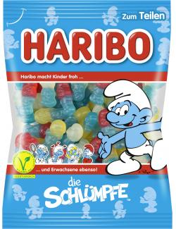 Haribo Schlümpfe  (200 g) - 4001686332023