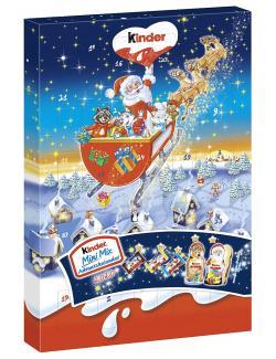 Kinder Mini Mix Adventskalender