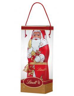 Lindt Weihnachtsmann Vollmilch groß