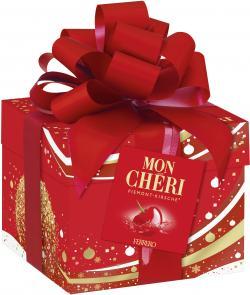 Mon Chéri Geschenk-Box Weihnachten