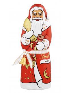 Lindt Weihnachtsmann weiße Schokolade