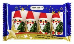 Riegelein Weihnachtsmänner (56 g) - 4013900848920