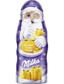 Milka Weihnachtsmann Knusper