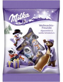 Milka Weihnachts-Freunde (120 g) - 7622300698881