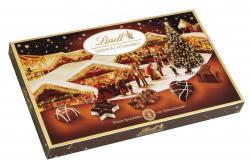 Lindt Weihnachtsmarkt Pralinés
