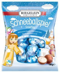 Friedel Schoko + Creme Kugeln