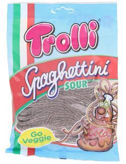 Trolli Spaghettini Cola sour (200 g) - 4000512364283