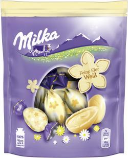 Milka Feine Eier weiß