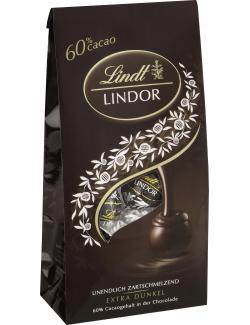 Lindt Lindor Kugel dunkel 60% Cacao