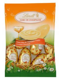 Lindt Marc de Champagne-Trüffel Eier