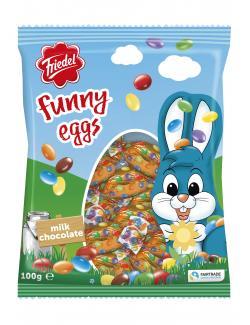 Friedel Schokolinsen-Eier
