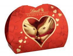 Lindt Goldhase Für Dich & Für Mich Geschenkbox