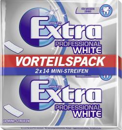Wrigley's Extra Professional white