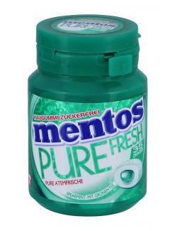 Mentos Pure Fresh Kaugummi Spearmint mit grünem Tee (35 St.) - 80932673