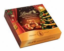 Lindt Weihnachts-Tradition