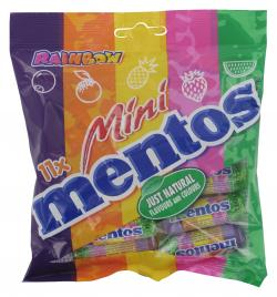 Mentos Mini Rainbow (115,50 g) - 8723400763390