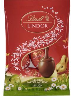 Lindt Lindor-Eier Milch