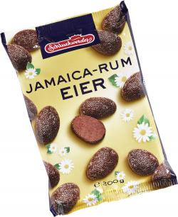 Schluckwerder Jamaica-Rum Eier
