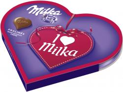Milka I Love Milka Impulsherz Nuss-Nougat-Créme