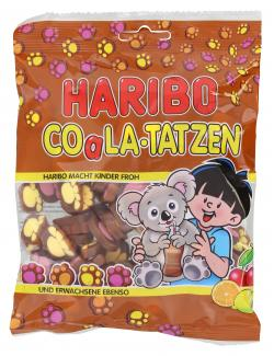 Haribo Coala-Tatzen (175 g) - 4001686117309