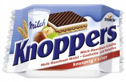 Knoppers Milch-Haselnuss-Schnitte (25 g) - 40358802