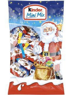 Kinder Mix Beutel Weihnachten