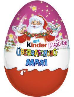 Kinder Überraschung Maxi-Ei für Mädchen